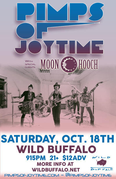 The Pimps of Joytime, Moon Hooch