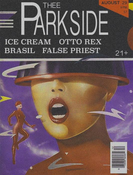 Ice Cream, Otto Rex, Brasil, False Priest
