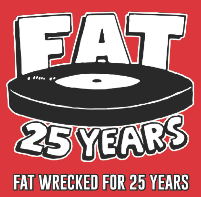 Fat Wrecked For 25 Years! Fat Wreck Chords 25th Anniversary - Pre-Party!