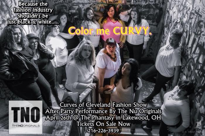 Curves of Cleveland Plus Size Style Show & After Party