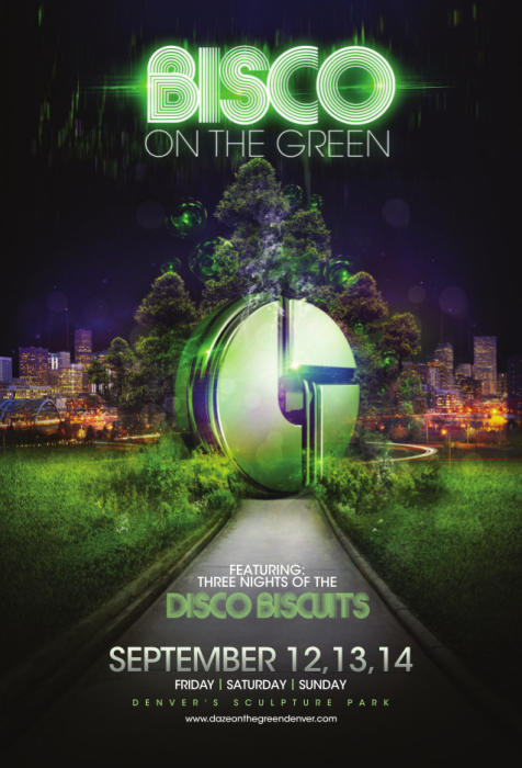 The Disco Biscuits: 3 Day Pass