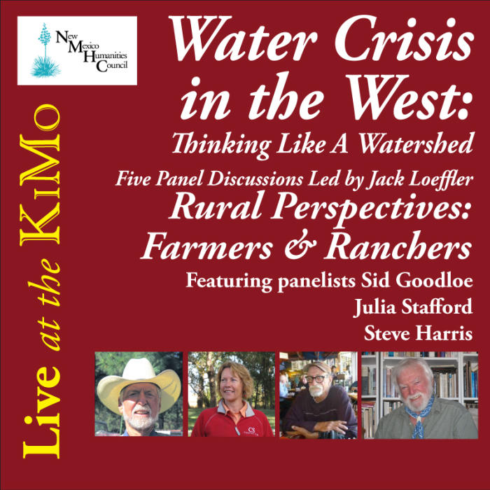Water Crisis in the West: Thinking Like a Watershed