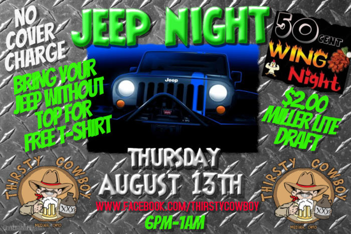 Jeep Night
