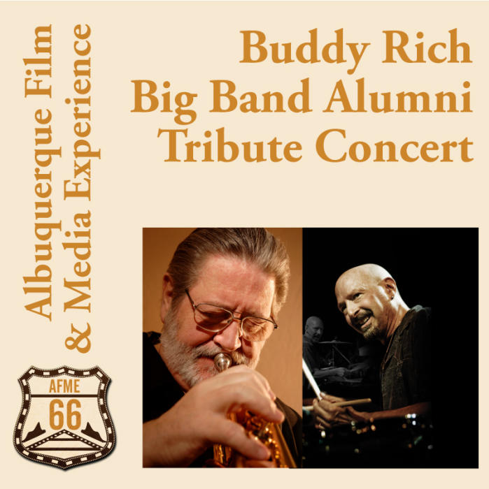 BUDDY RICH BIG BAND ALUMNI TRIBUTE CONCERT