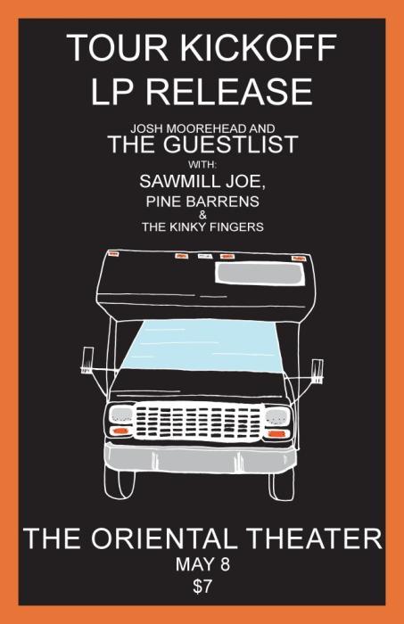 Josh Moorehead & the GuestList