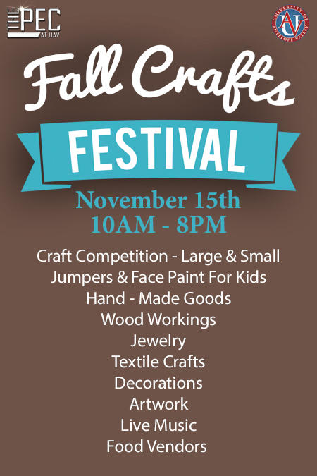 Fall Crafts Festival