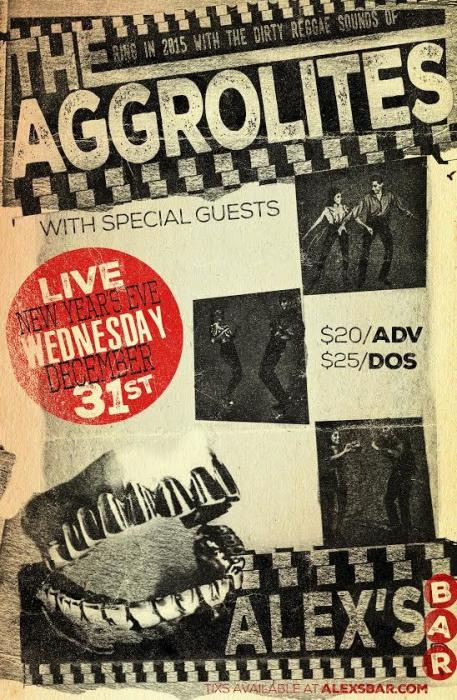 THE AGGROLITES WITH SPECIAL GUESTS