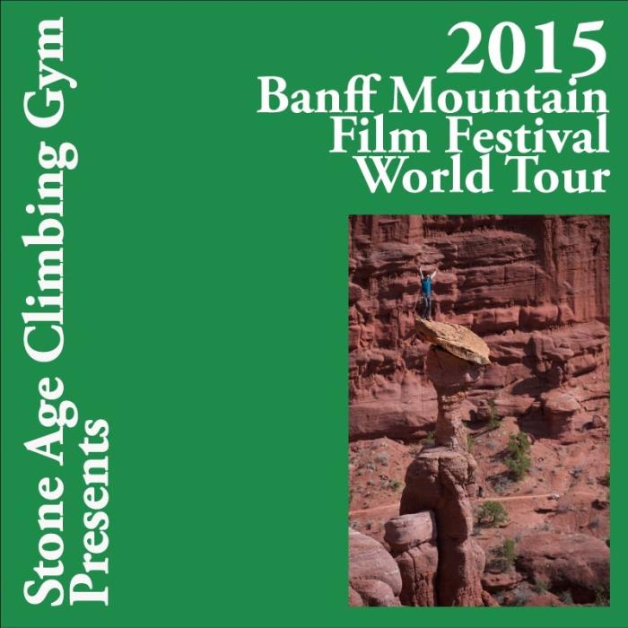 Banff Mtn Film Festival World Tour Day 2 March 12, 2015