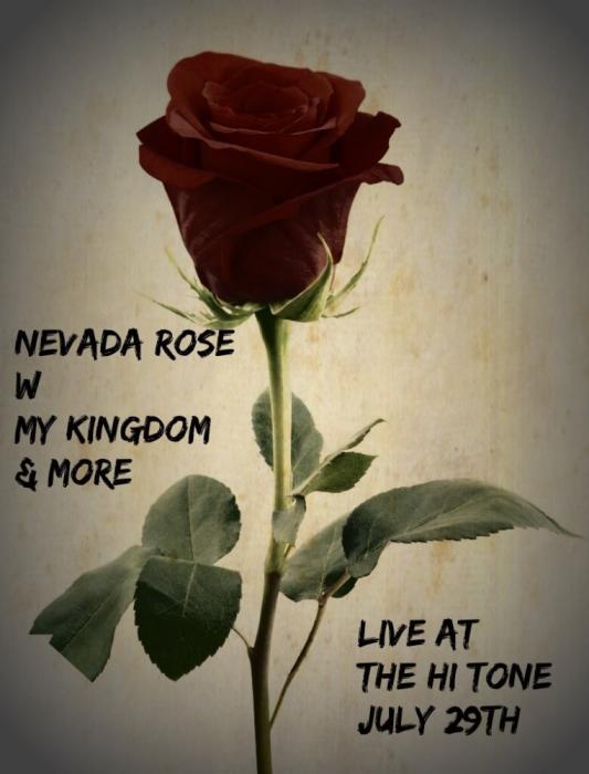 Nevada Rose w/ My Kingdom