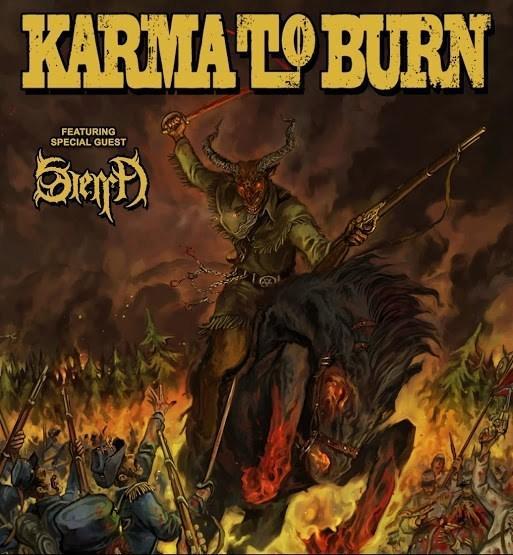 Karma To Burn | Sierra | TBA