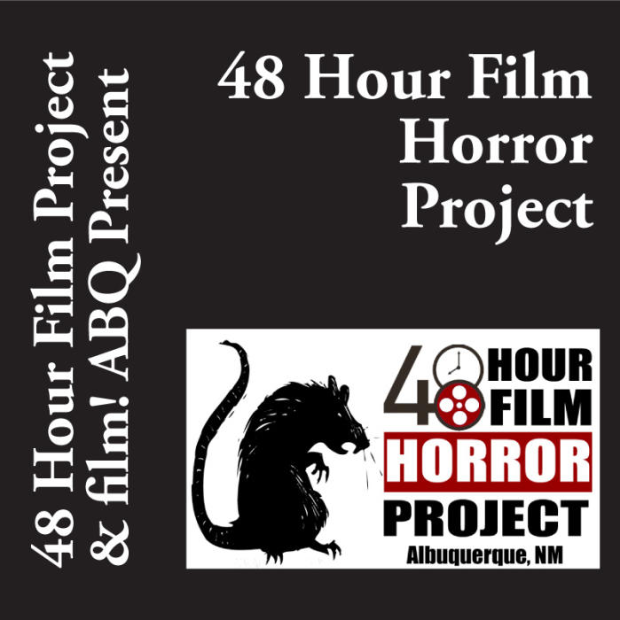 48 Hour Horror Films!  Group A