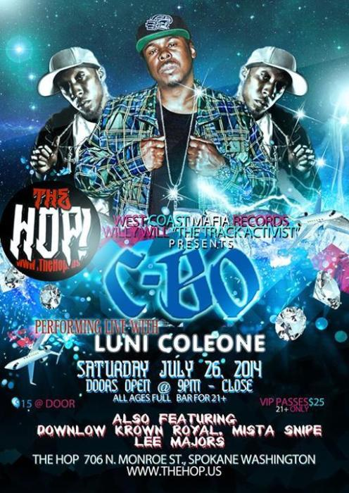 C-BO with Luni Coleone