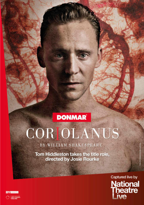 CORIOLANUS (NATIONAL THEATRE LIVE)