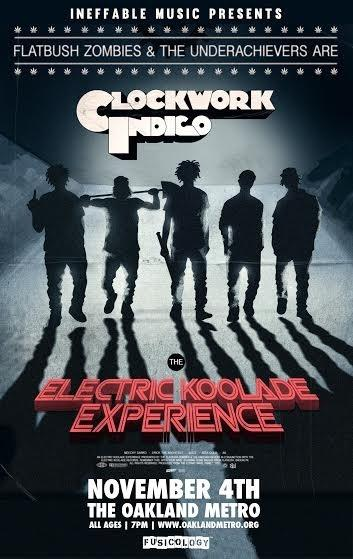 Flatbush Zombies & The Underachievers are The Electric Koolade Experience