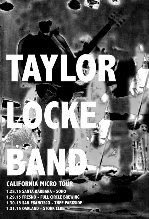 Taylor Locke Band, Ryan Cassata, Eagle Wolf Snake
