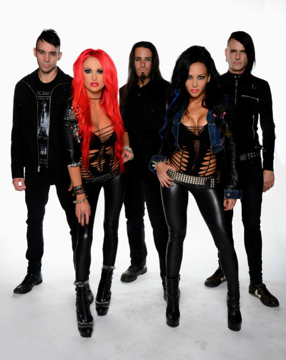 Salohcin Presents: Butcher Babies / DeadFaceDown / Black Plague / May Prevail