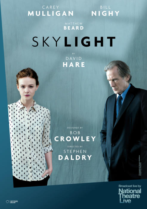 SKYLIGHT (NATIONAL THEATRE LIVE)