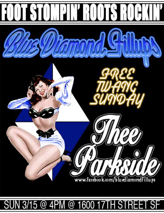 Blue Diamond Fillups