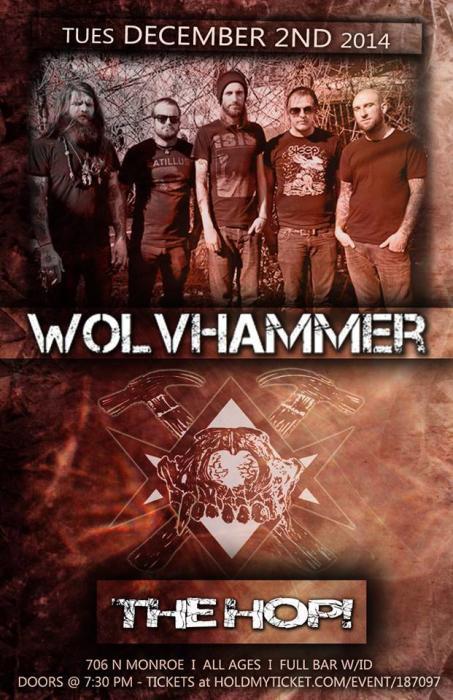 Wolvhammer, Serpentspire, Over Sea Under Stone