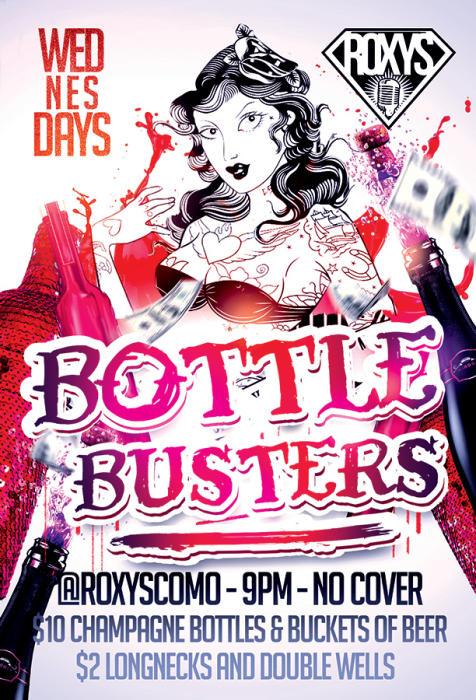 Bottle Busters!