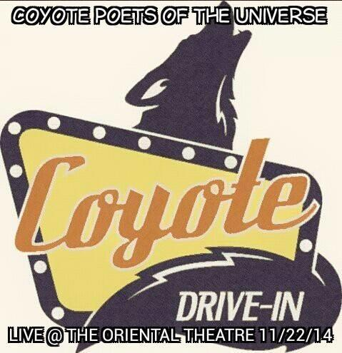 Coyote Poets of the Universe (album release)