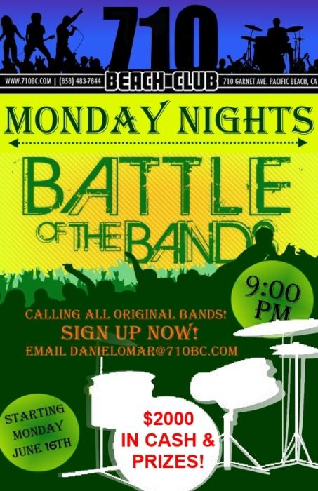 710 Battle of the Bands!