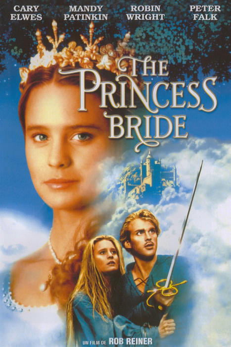 THE PRINCES BRIDE (FEATURED FILM)