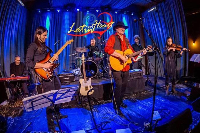 Latin At Heart @ ONE-2-ONE BAR Austin, TX - August 16th 2019 8:00 pm