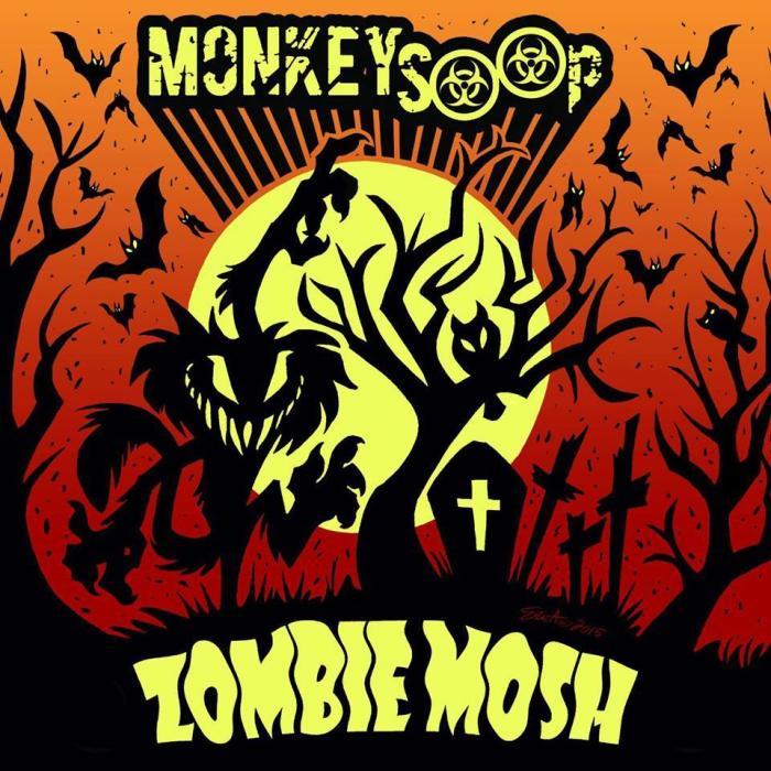 Monkeysoop (TX) ~ Damn Yous ~ Masters of Sixxx