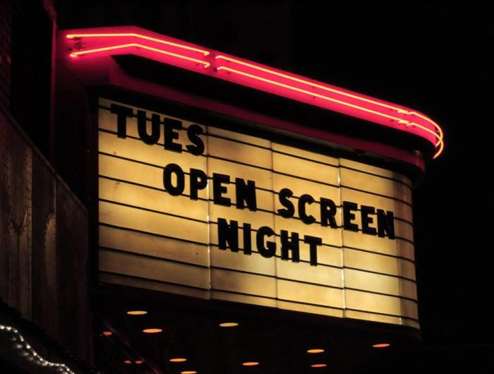 Open Screen Night w/ Artface Studios