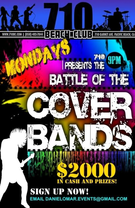 710 Battle of the Cover Bands! Round 2
