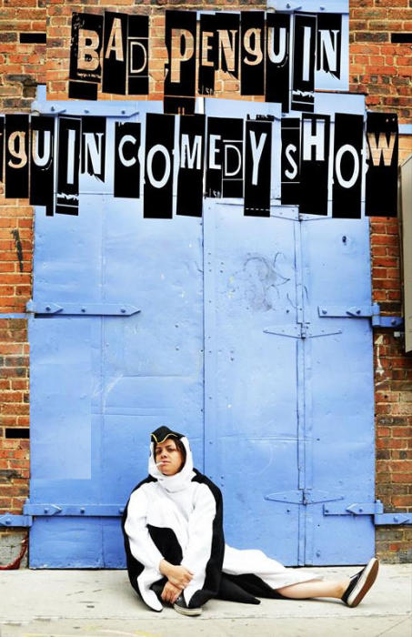 Bad Penguin Comedy Show!