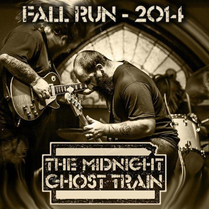 The Midnight Ghost Train, Mojave Wizard, Burning Clean