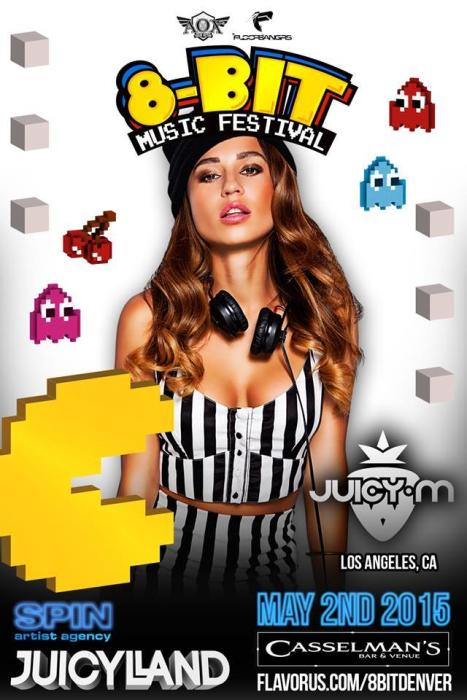 8-Bit Music Festival with Juicy*M
