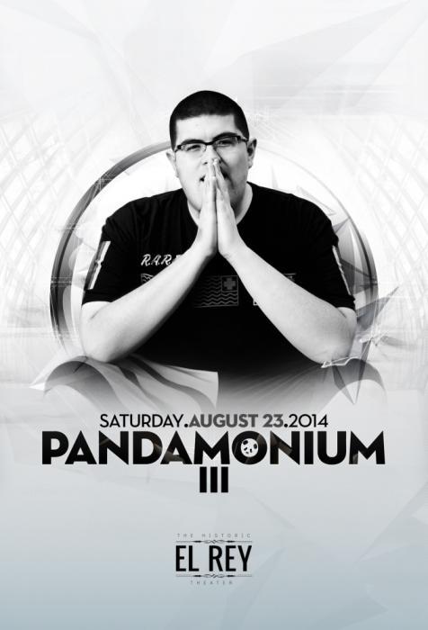 PANDAMONIUM III