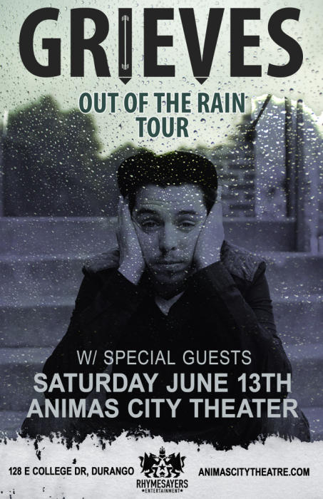 Grieves w/ Special Guests
