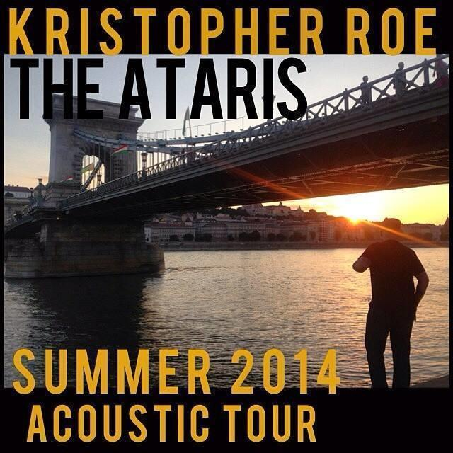 KRISTOPHER ROE of THE ATARIS / Motion Theatre / Time And Distance