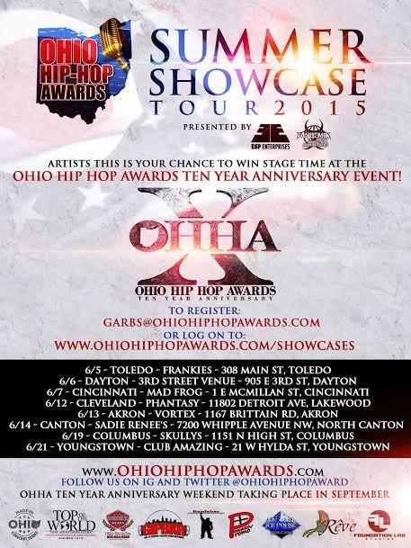 OHIO HIP HOP AWARDS