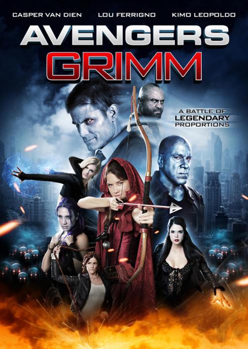 AVENGERS GRIMM (Premiere Screening)