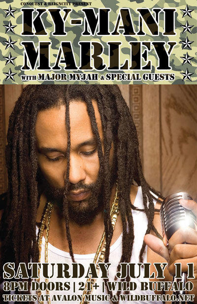 Ky-Mani Marley, Major Myjah