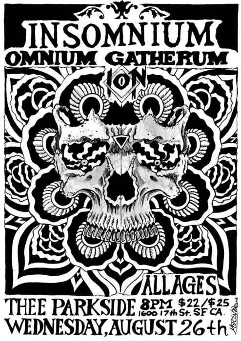 Insomnium, Omnium Gatherum, ION