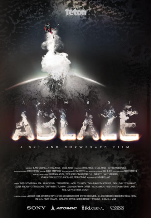 Almost Ablaze (Denver Premiere - Family Friendly 6:30pm screening)