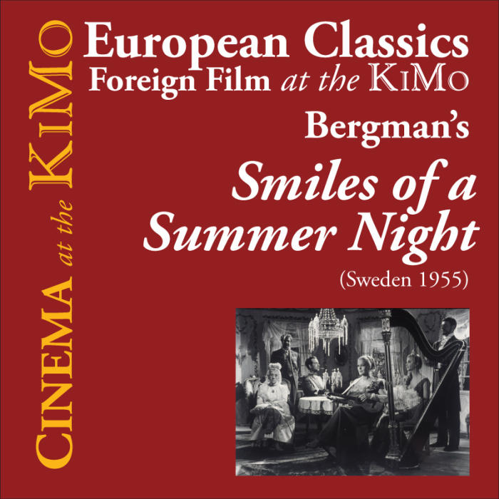 "Smiles of a Summer Night (1955)  Swedish / ""Sommarnattens leende"" (original title)"