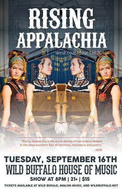 Rising Appalachia, Special Guests