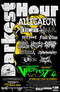 Vapor Fest -Featuring Darkest Hour