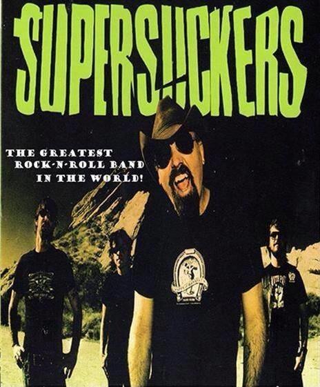 Supersuckers, The Memphis Murder Men