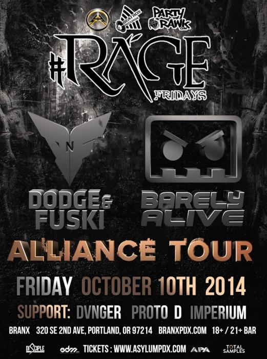 #RAGE FRIDAY