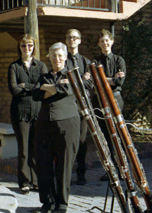 Every Other Tuesday:  Bravo Bassoons