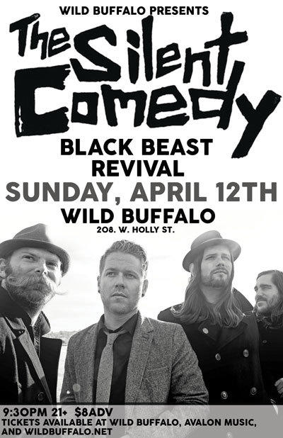 The Silent Comedy, Black Beast Revival