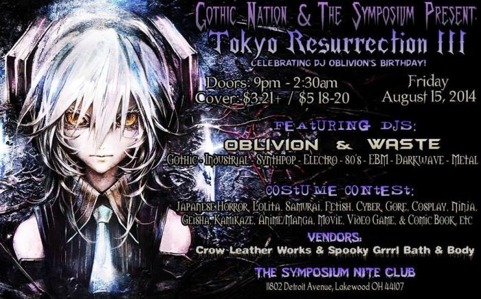 GOTHIC NATION PRESENTS....
